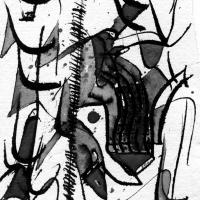 Hawad, Oeuvre sur papier