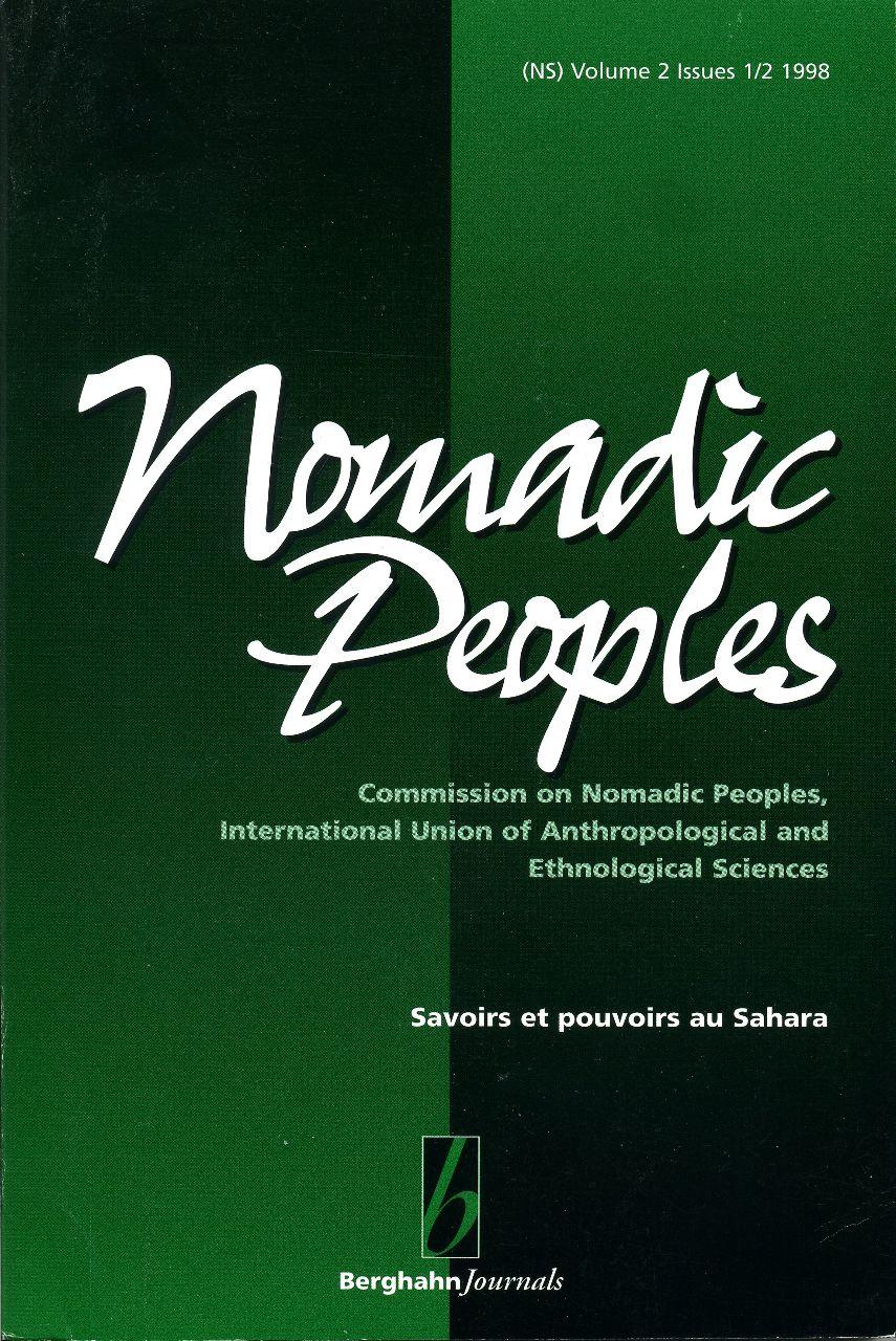 Savoirs et pouvoirs au Sahara