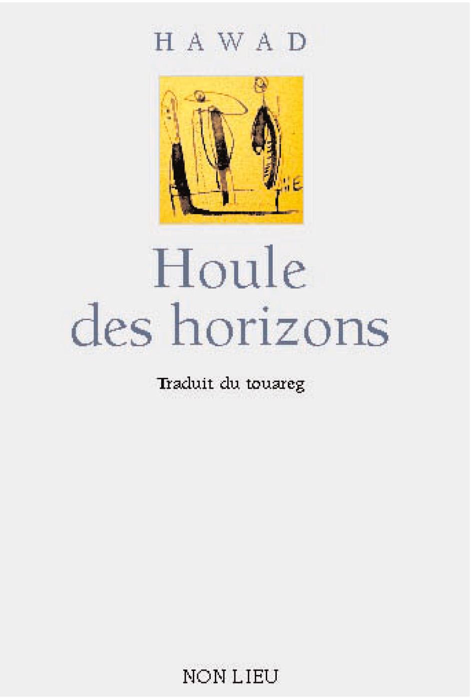 Ouvrage traduit du touareg par l'auteur et Hélène Claudot-Hawad  Livre sonore en tamajaght
