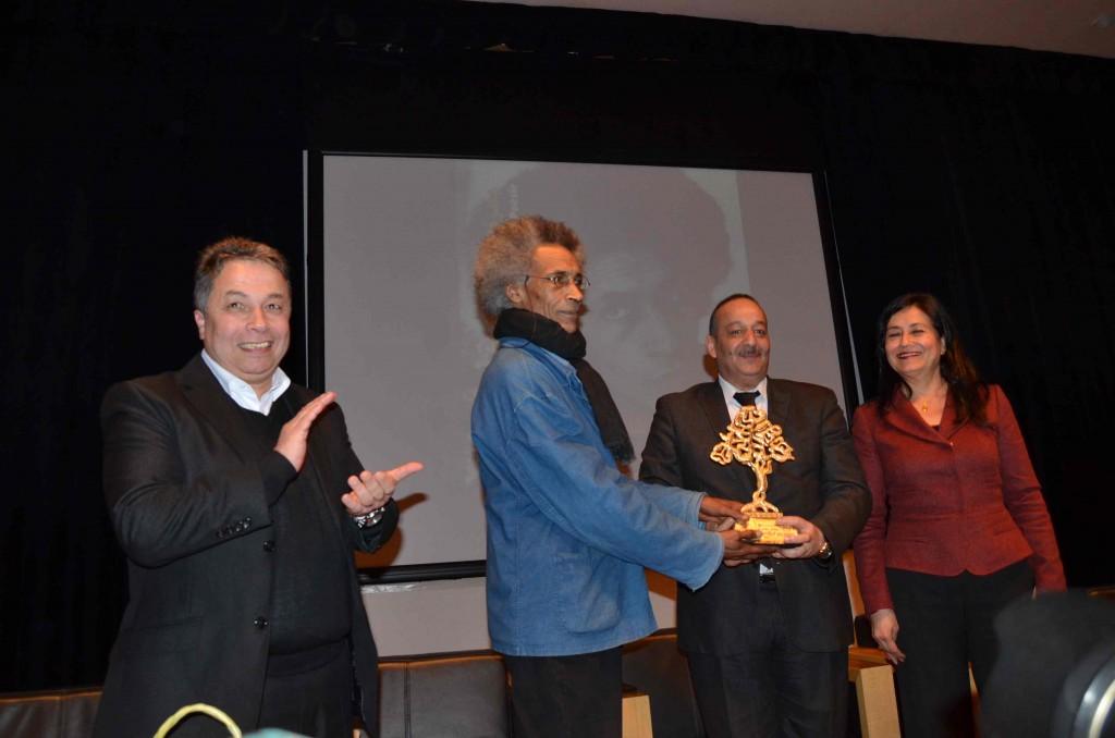Cérémonie de remise du Prix Argana 2017 à Hawad  (7 février 2018, Rabat)